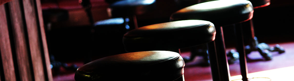 Picture of bar stools, Eastside Church