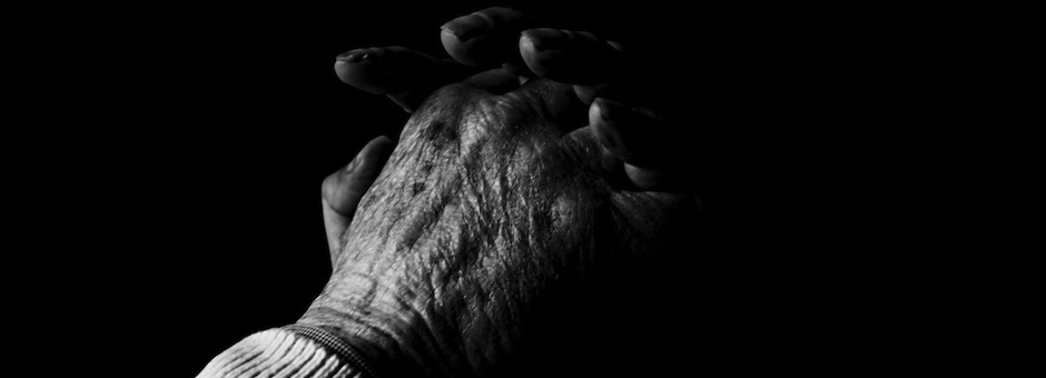 Picture of Hand Praying, Church, Decatur GA