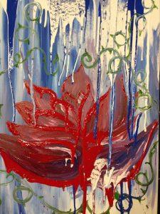 Oakhurst Art, Natalie Jackson 12.30.12